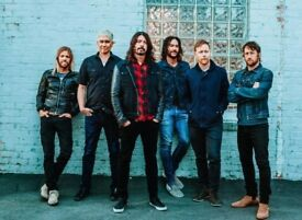 Foo Fighters @ The London (1 x Standing) tickets available 22 June 2018 @ 4.00pm