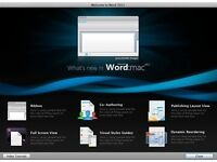 MS OFFICE 2011 PRO for MAC...