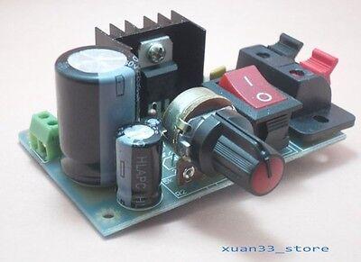 Lm317 Adjustable Module Adjustable Regulated Power Supply Board Diy Kit