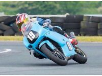 Aprilia RS125 Race Bike