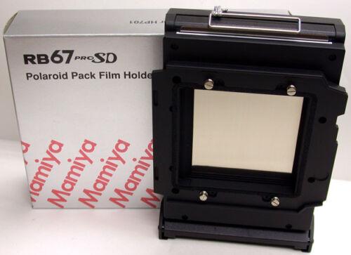 Mamiya RB PRO SD POLAROID FILM HOLDER / FILM BACK HP701