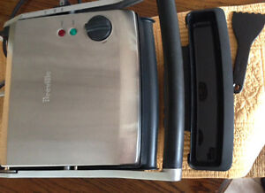 Barely Used Breville Panini Grill For Sale! North Shore Greater Vancouver Area image 4