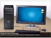 Dell Desktop i7 Quad Core Intel 2.8Ghz FULL PC SET