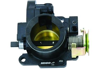 Koso Throttle Body - Honda Grom 125 34mm Throttle Body (DY623013)