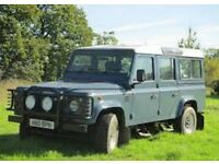 Old Land Rover Defenders Wanted