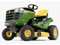 JOHN DEERE LAWN MOWER -RIDE ON- BRAND NEW - 42 INCH CUT - SHIPPING AVAILABLE