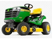 JOHN DEERE - RIDE ON LAWN MOWER - BRAND NEW - SHIPPING AVAILABLE - 42 Inch Cut - ONLY 1 LEFT!!!