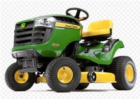 JOHN DEERE - RIDE ON LAWN MOWER - BRAND NEW - SHIPPING AVAILABLE - 42 Inch Cut