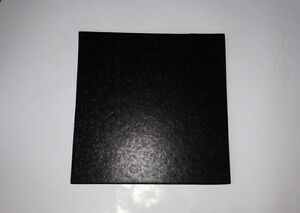 12inch Black Wood Masonite Cake Board 5mm Thick Roseville Ku-ring-gai Area Preview