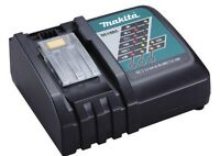 Makita chargeur 18v charger NEUF new DC18RC
