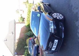 Audi A3 se Tdi black 59 plate