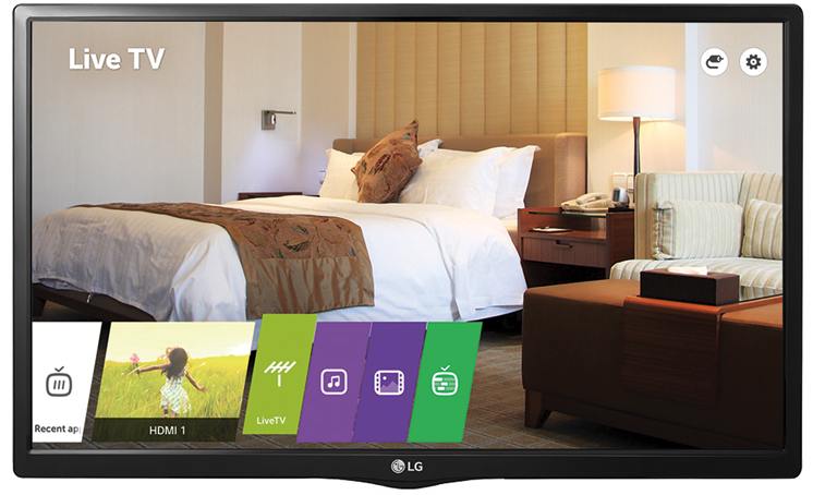 "32LV760M 32"" LG Commercial Hospital Grade SMART Pro:Centric Pro:Idiom LED HDTV"