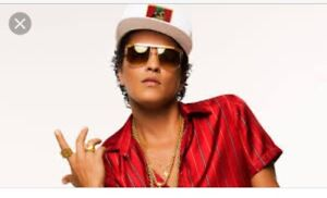 Two tickets to Bruno Mars Sunday Sept 23
