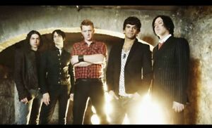 Queens of the Stone Age 2 great tickets
