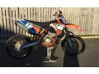 Ktm 250 sxf Motocross bike not 250 125 85 kxf Rmz crf