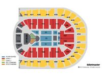 1 Justin Bieber concert ticket