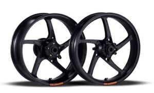 WANTED, Front & Rear rims
