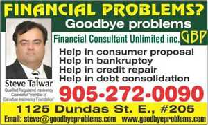 DEBT PROBLEMS? CALL TODAY!