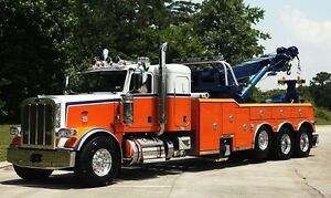 HD towing service