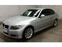Silver BMW 318 2.0 Petrol 2009 i SE Business Edition FROM £20 PER WEEK!
