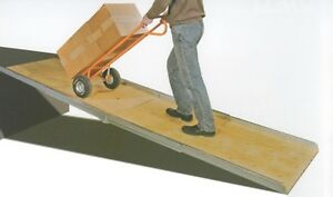 WHEELCHAIR RAMPS, TRUCK RAMPS & UTILITY RAMPS ON SALE. IN STOCK London Ontario image 1
