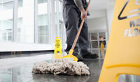 Part-time Commercial Cleaning Job