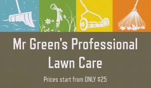 Mr Green's Professional Lawn Care Success Cockburn Area Preview