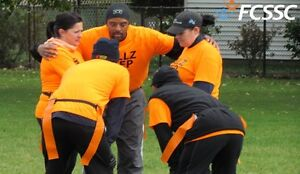 Join London's Most Fun, Coed Adult Turf Flag Football League! London Ontario image 1