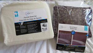Brand new twin size sheets set for sale at half retail price