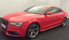 Audi A5 FROM £62 PER WEEK!