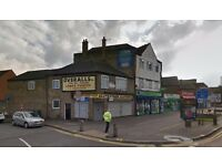 1200 Sq Ft Town Centre Retail Double Fronted Corner Retail Lock Up Shop Premises Rear Yard Storage