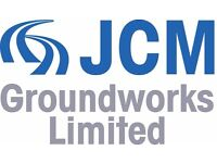 Experienced Supervisor Groundworkers & Machine Drivers wanted