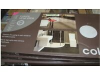 Colours Natural Stone Effect Luxury Vinyl Click Flooring RRP-£33 3 Packs