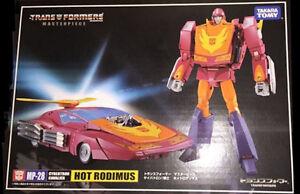 Transformers Takara Masterpiece Hot Rodimus MISB MP28