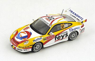 S4517 Spark 1/43:Porsche 911 n.22 3rd RGT Monte Carlo 2015 Marc Duez - S. Vyncke