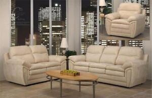 CANADIAN MADE COUCH On SALE (ID-135) --Sofa