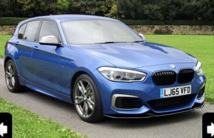 2016 BMW M135I 3.0 M PERFORMANCE+ESTORIL BLUE+EXHAUST SYSTEM+GENUINE LOW MILEAGE+PX