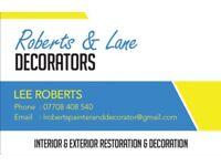Roberts & Lane Painters & Decorators