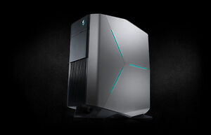 Brand new Alienware Aurora R5 gaming computer VR ready