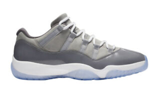 DS Jordan 11 low cool grey size 8 send offers