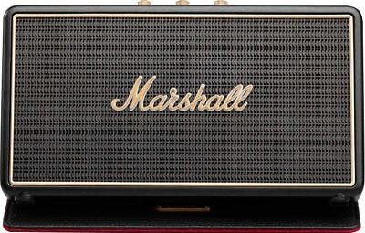 Marshall - Stockwell Portable Bluetooth Speaker - Gold/Black