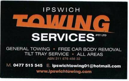 IPSWICH TOWING SERVICES Ipswich Ipswich City Preview