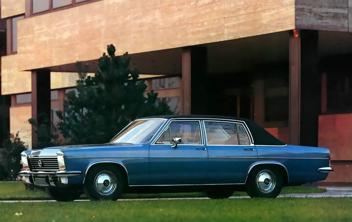 Darauf sollten Sie beim Kauf eines gebrauchten Opel Diplomat achten