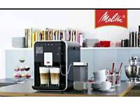 Melitta CAFEO Barista TS bean to cup coffe machine