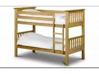 Barcelona Bunk Bed + Mattresses