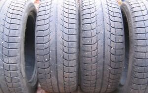 Michelin X Ice Xi2 235/55R17 Winter tires