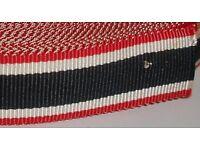 Luftschutz-Ehrenzeichen Ordensband Breite 26 mm Länge 15 cm