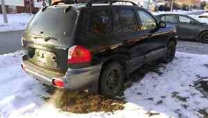 2004 Hyundai Santa Fe  Peterborough Peterborough Area image 3