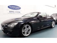 2011 61 BMW 6 SERIES 3.0 640D M SPORT 2D AUTO 309 BHP DIESEL