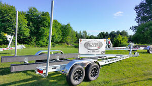 2017 ALUMINIUM BOAT TRAILER+TORSION+COMMANDER SERIES !! Kingston Kingston Area image 7